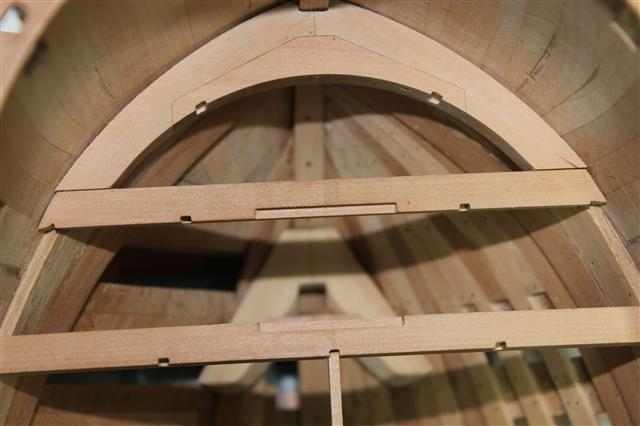 La Belle 1684 scala 1/24  piani ANCRE cantiere di grisuzone  Img_0410