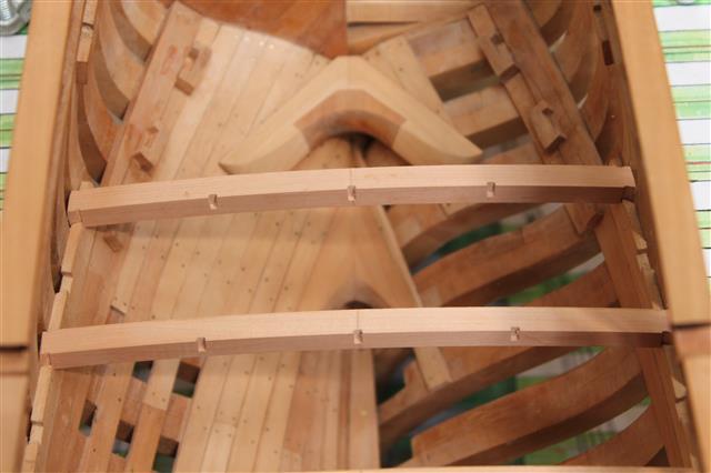 La Belle 1684 scala 1/24  piani ANCRE cantiere di grisuzone  Img_0513