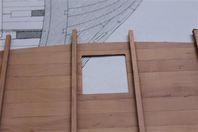 La Belle 1684 scala 1/24  piani ANCRE cantiere di grisuzone  Img_1613