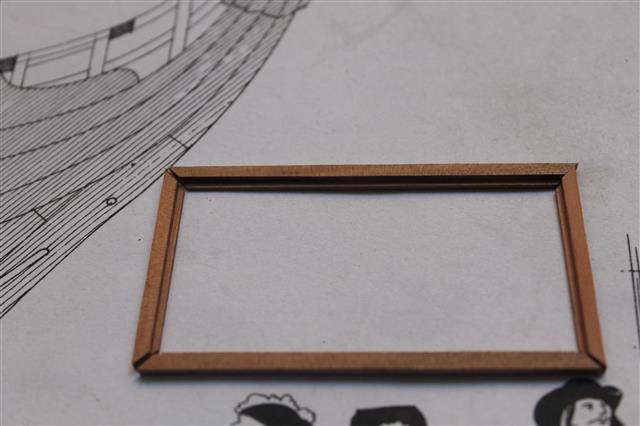 La Belle 1684 scala 1/24  piani ANCRE cantiere di grisuzone  Img_1615