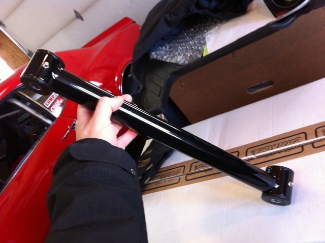 Upper and  Lower Control Arm Img_1712