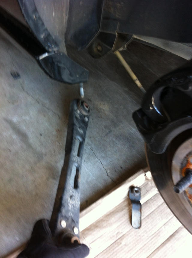 Upper and  Lower Control Arm Img_2211