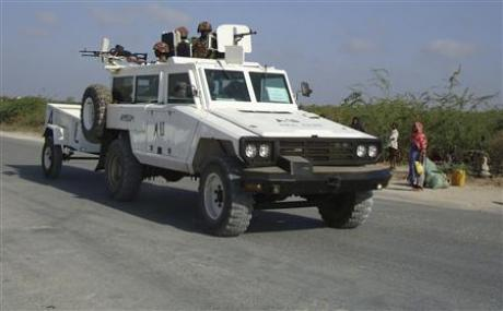 Uganda Peoples Defence Force (UPDF), Amisom11