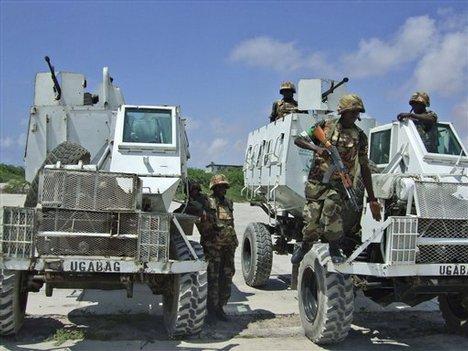 Uganda Peoples Defence Force (UPDF), Amisom12