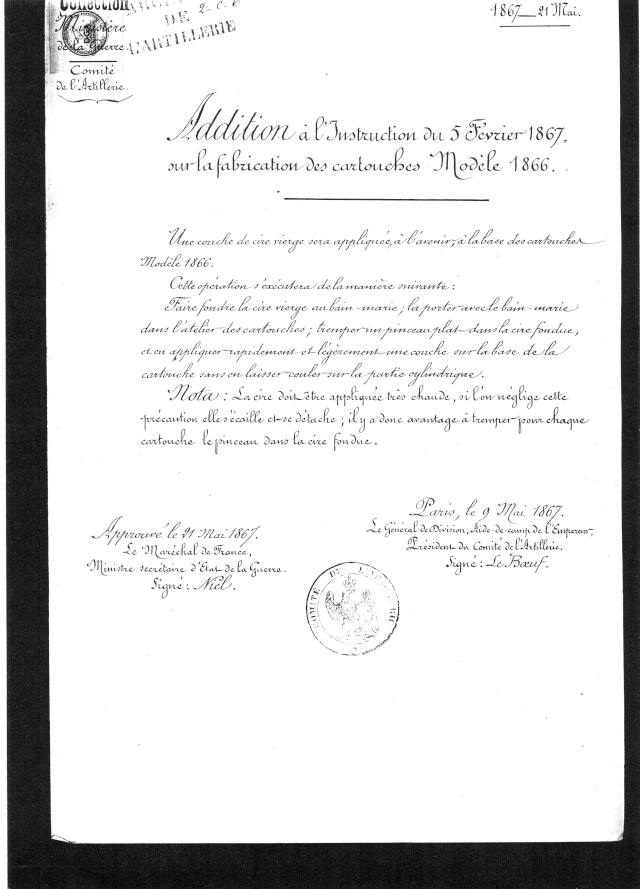 Un projet : la réplique de la cartouche 1866 du Chassepot Page2410
