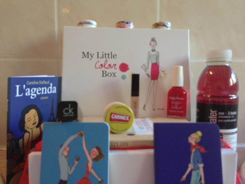 """[Octobre 2012] My Little Box """"Color Box"""" Image11"""