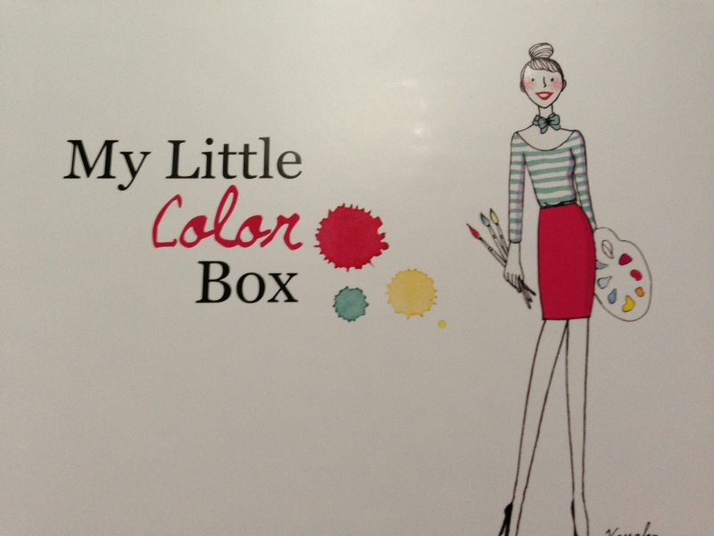 "[Octobre 2012] My Little Box ""Color Box"" Image110"