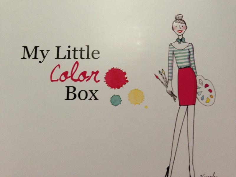 """[Octobre 2012] My Little Box """"Color Box"""" Image110"""