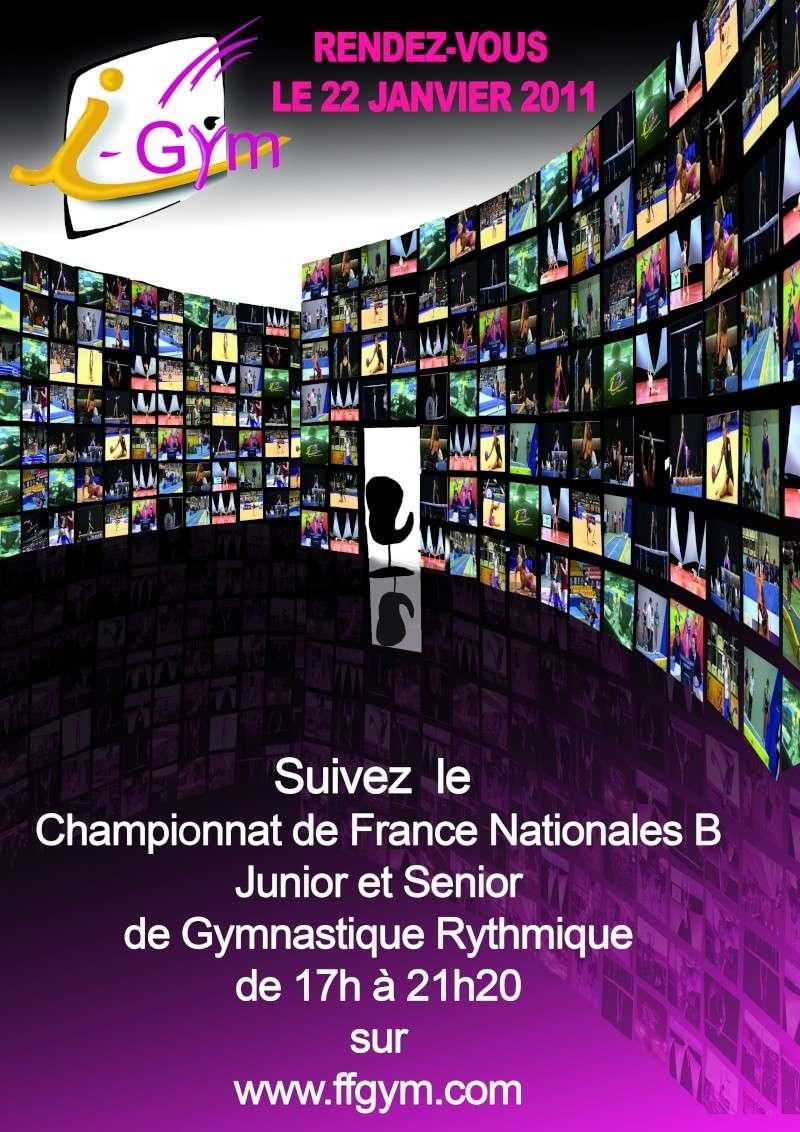 Championnat de France individuelles 2011 - Page 2 Affich10
