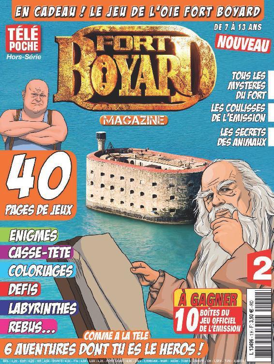 Fort Boyard Magazine - Page 2 56546510
