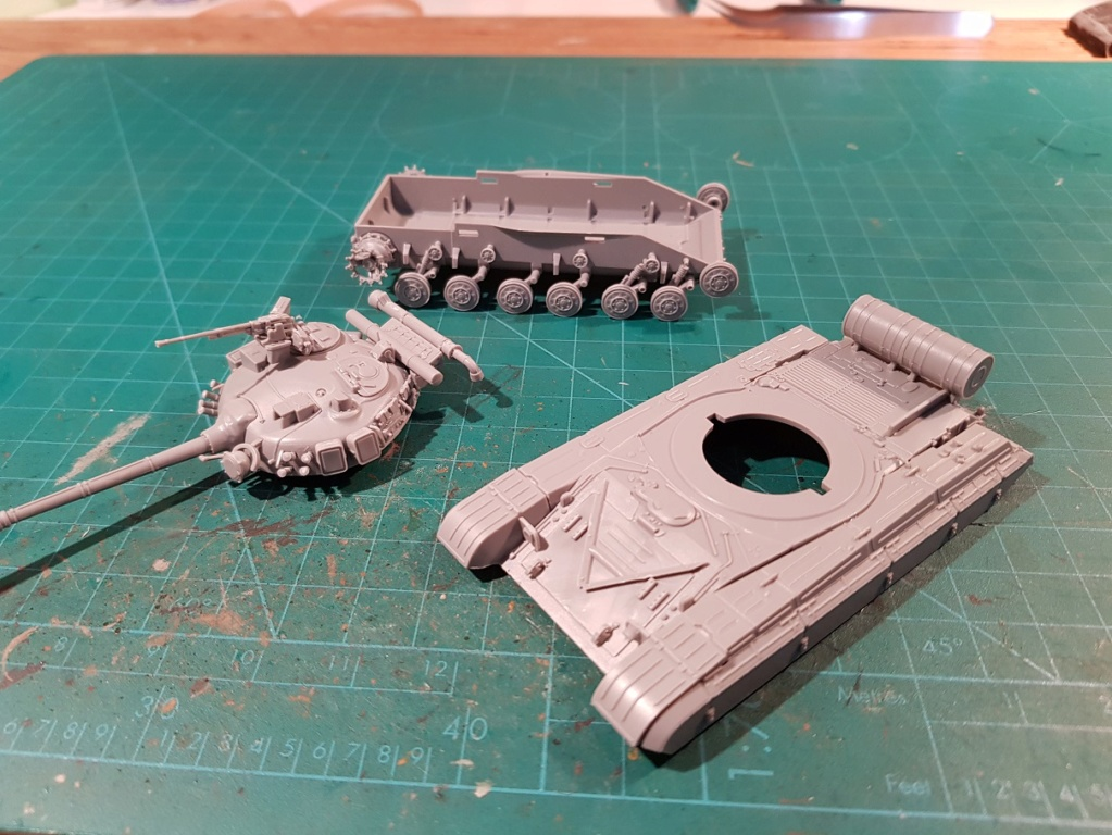 T-64 MOD 1981 Modelcollect 1/72 218