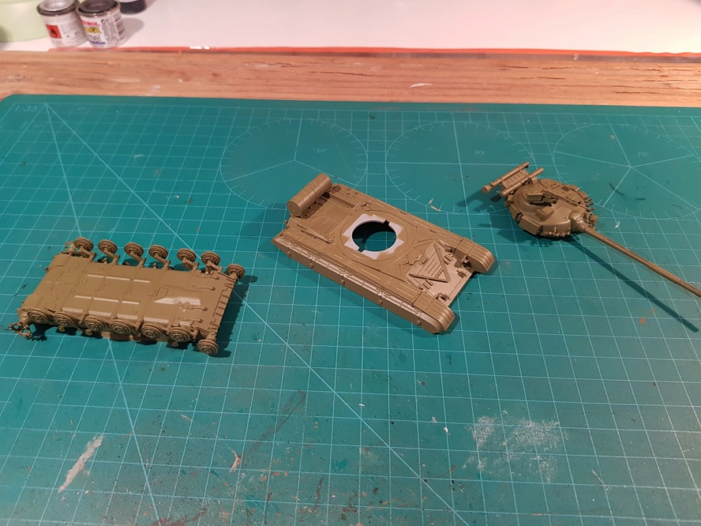 T-64 MOD 1981 Modelcollect 1/72 316
