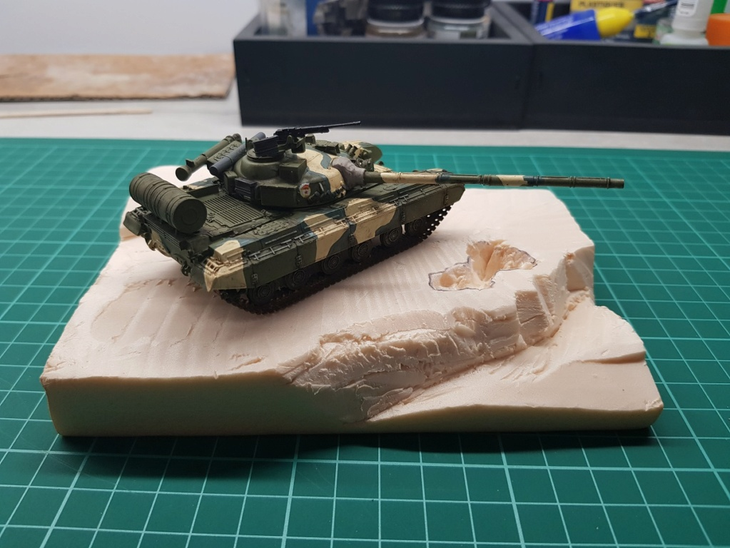 T-64 MOD 1981 Modelcollect 1/72 415