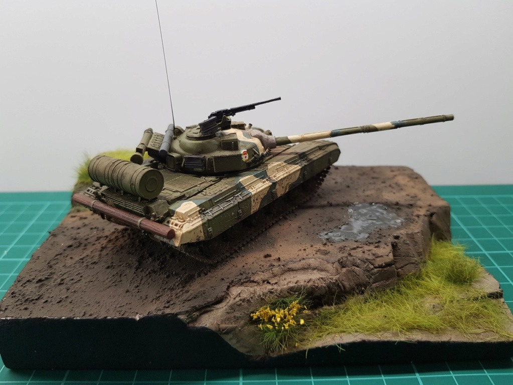 T-64 MOD 1981 Modelcollect 1/72 612