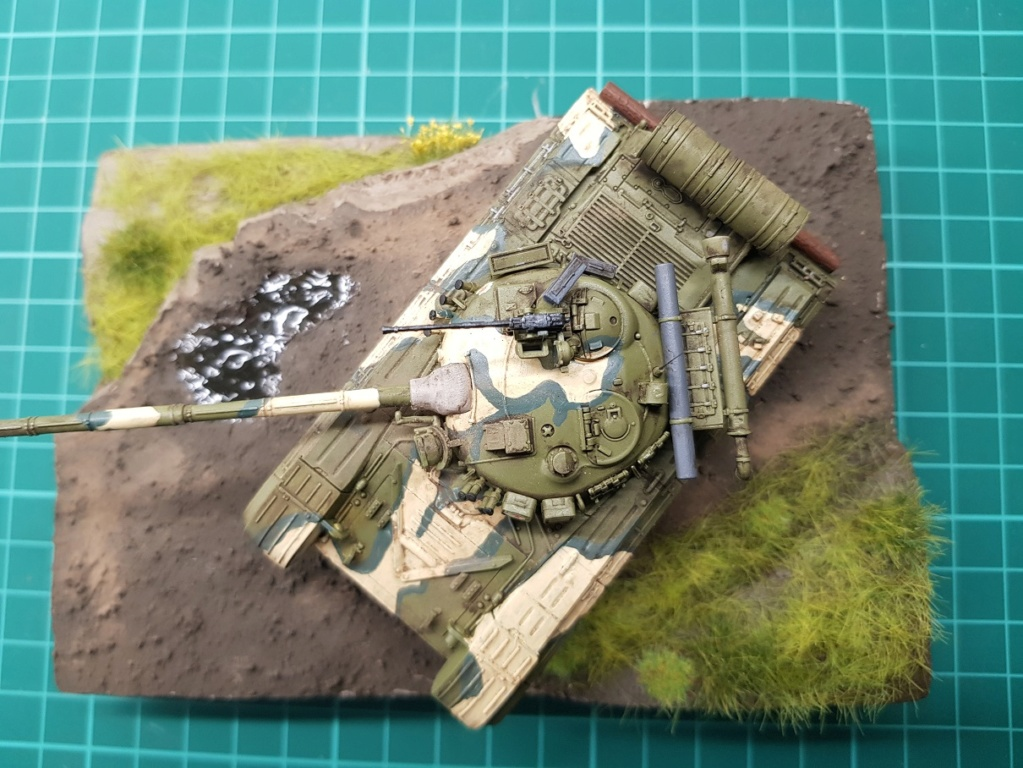T-64 MOD 1981 Modelcollect 1/72 910