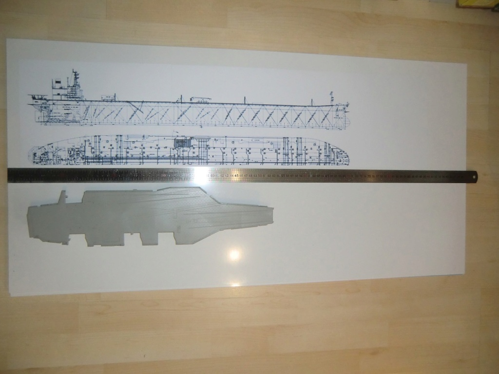 Pétrolier japonais Nipponmaru Fujimi 1/700. Cimg7910