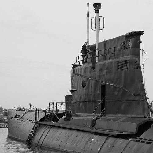 Sous-marin Soviétique Classe ZULU (project 611) 1/350 Image_10