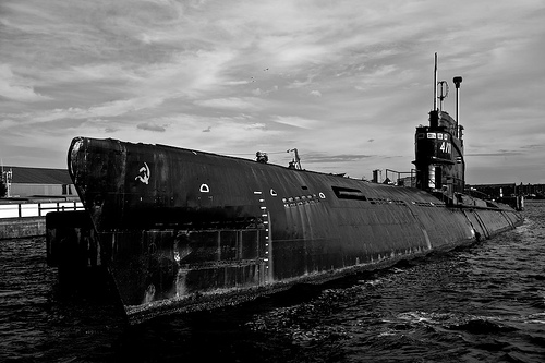 Sous-marin Soviétique Classe ZULU (project 611) 1/350 Image_11