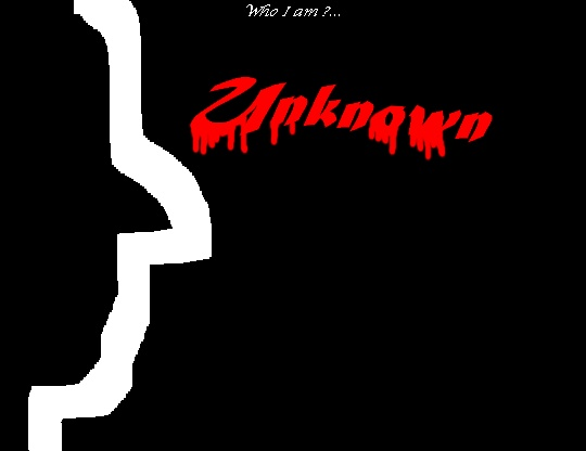 Unknown Unknow10