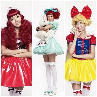 [NOT] Orange Caramel elige Cutenes 2310
