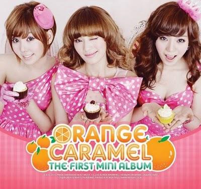 Orange Caramel등자 초당 Peru&Hispanic - Portal The10
