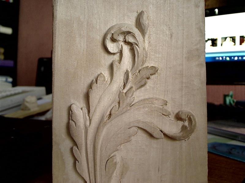 sculpture feuille d'acanthe (herpe de l'Aurore) Pictur10