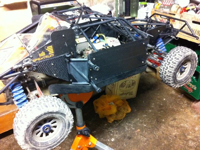 Projet LOSI 5ive Brushless 01112