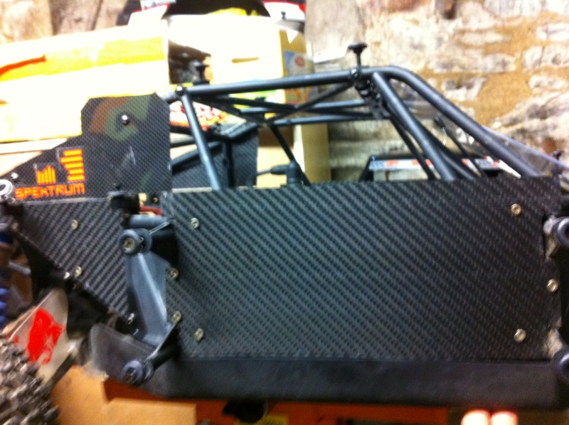 Projet LOSI 5ive Brushless 01311