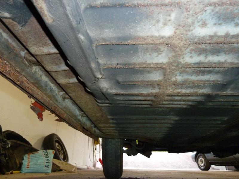 denis du bas rhin et sa Karmann Ghia de 73 sortie de grange - Page 2 P1010111