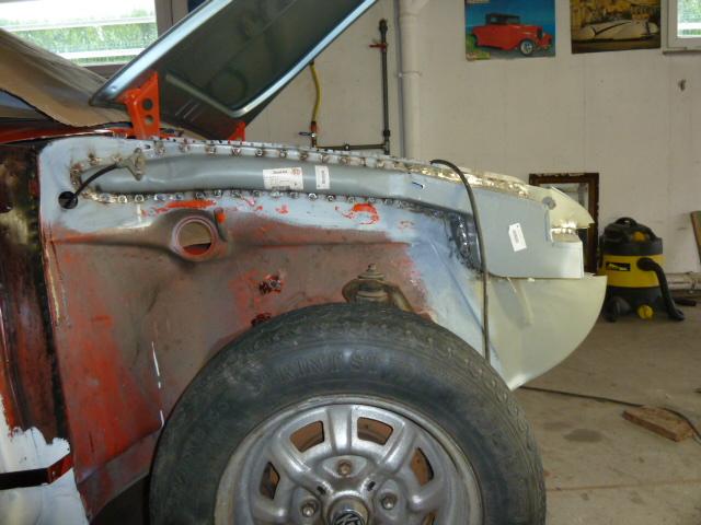 denis du bas rhin et sa Karmann Ghia de 73 sortie de grange - Page 2 P1060310