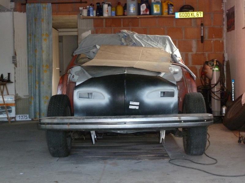 denis du bas rhin et sa Karmann Ghia de 73 sortie de grange - Page 2 P1060312
