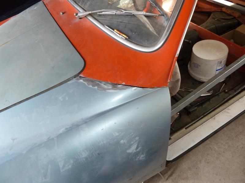 denis du bas rhin et sa Karmann Ghia de 73 sortie de grange - Page 3 P1060913