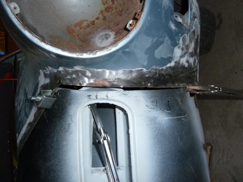 denis du bas rhin et sa Karmann Ghia de 73 sortie de grange - Page 3 P1060914