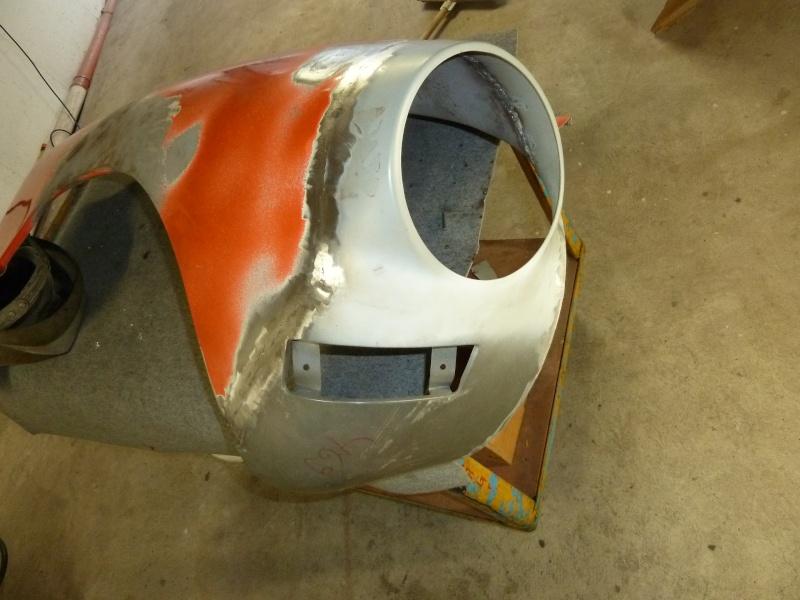 denis du bas rhin et sa Karmann Ghia de 73 sortie de grange - Page 3 P1070015