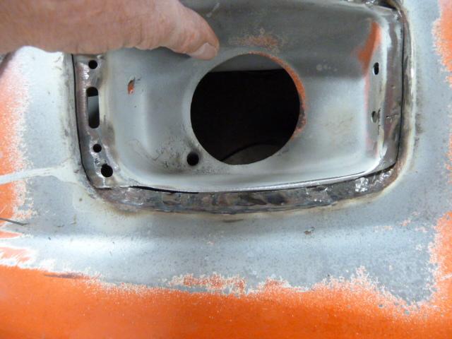 denis du bas rhin et sa Karmann Ghia de 73 sortie de grange - Page 4 P1070117