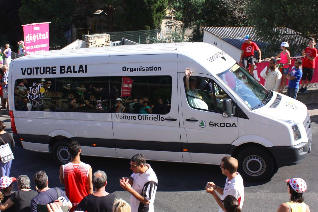 Tour de France 2013 Balai-10
