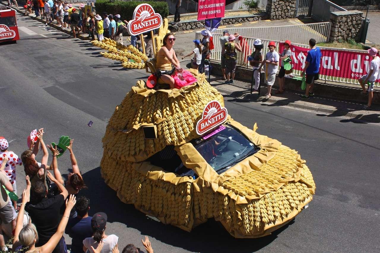 Tour de France 2013 Car-2010