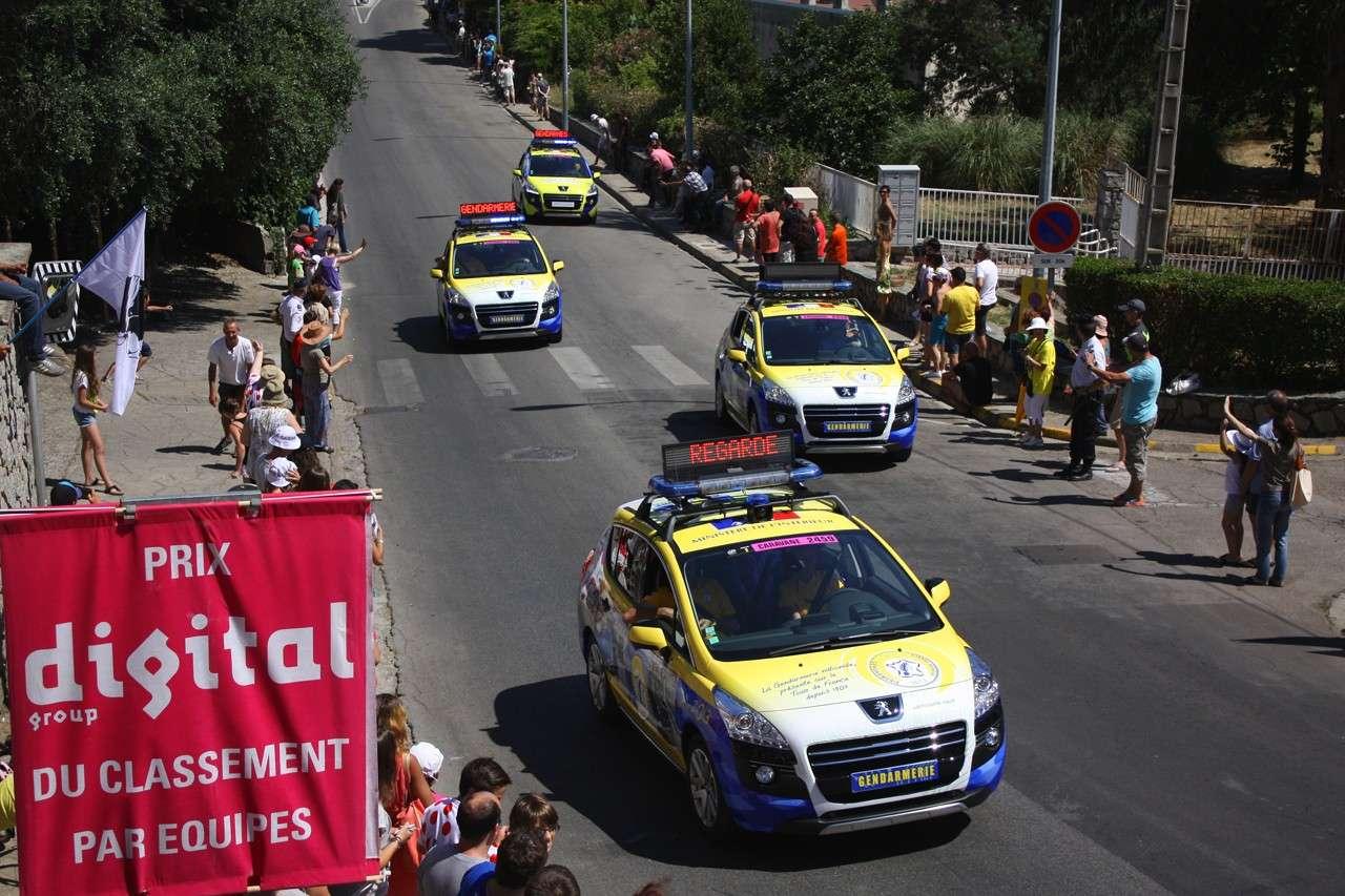 Tour de France 2013 Car-410