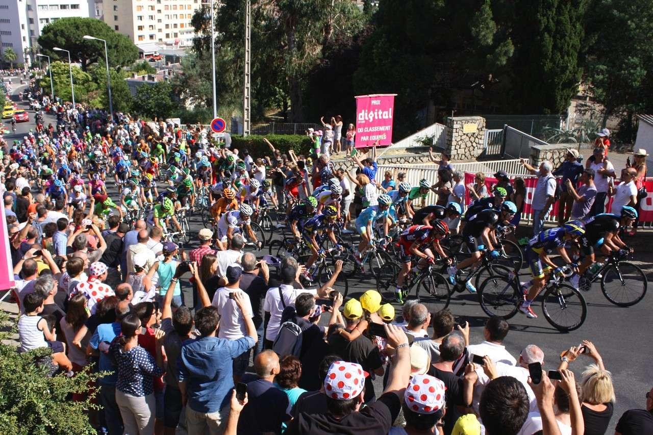 Tour de France 2013 Course12