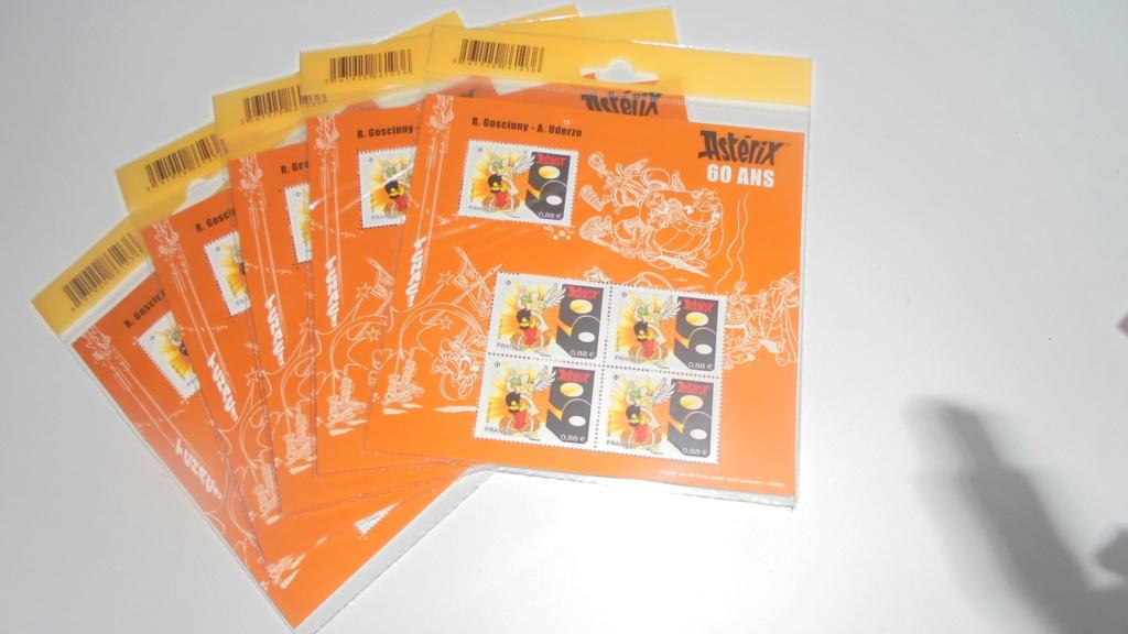 timbre des 60 ans d Asterix Dsc07512