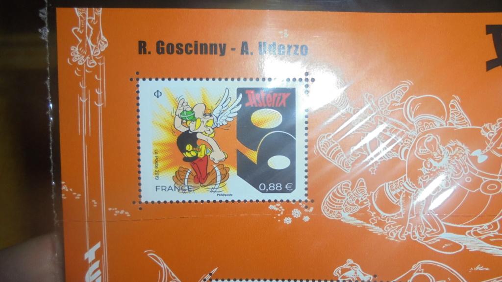 timbre des 60 ans d Asterix Dsc07513