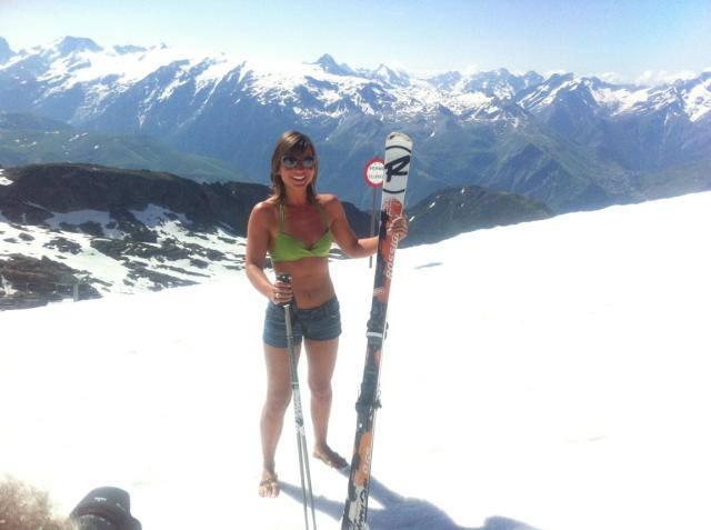 L'Alpe d'Huez ouvre son glacier de ski d'été 10113610
