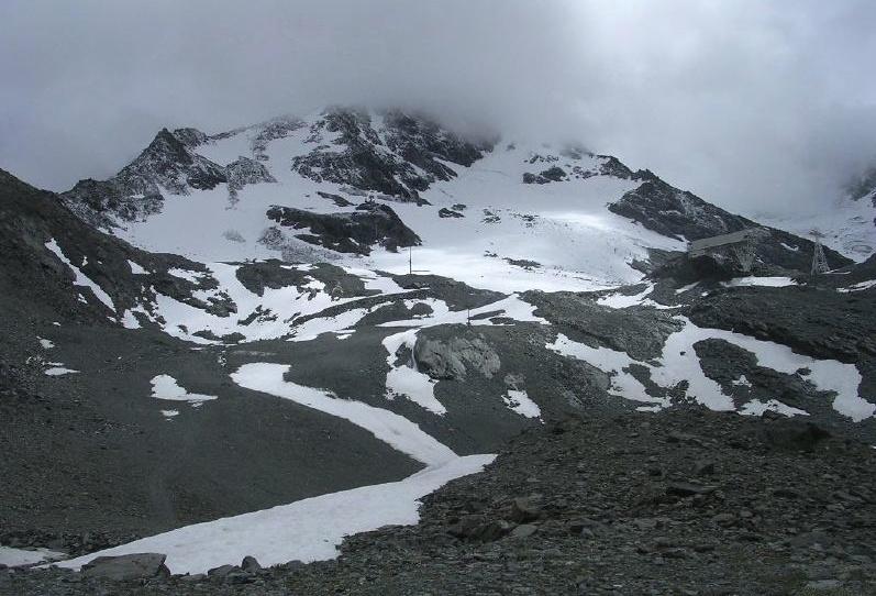 Glacier de Péclet - Ski d'été à Val Thorens Captur10