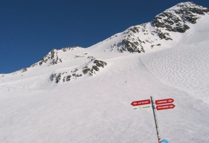 Glacier de Péclet - Ski d'été à Val Thorens Captur12