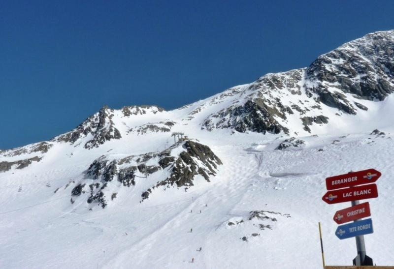 Glacier de Péclet - Ski d'été à Val Thorens Captur13