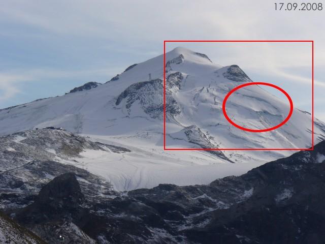 Le glacier de la Grande Motte à Tignes - Page 2 Le17se10