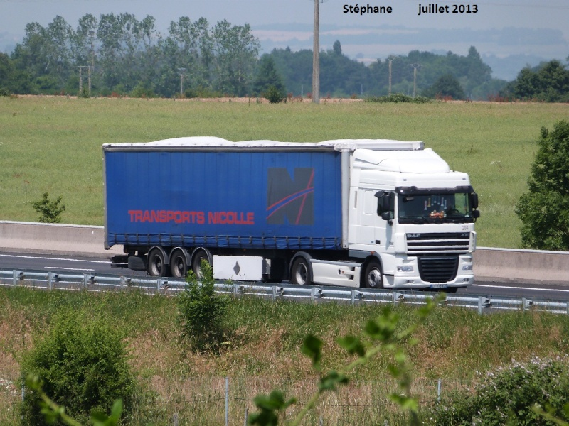 Transports Nicolle (Beuzeville, 27) Juill116