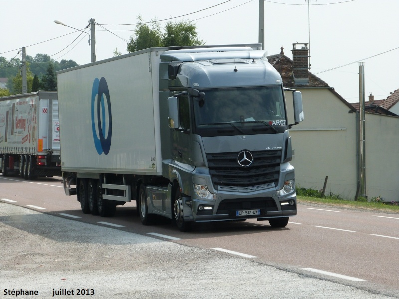 Mercedes Actros MP4 (euro 6 )  - Page 5 Juill171