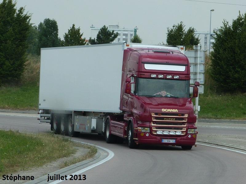 Scania série T (cabine a capot) - Page 8 Juill180