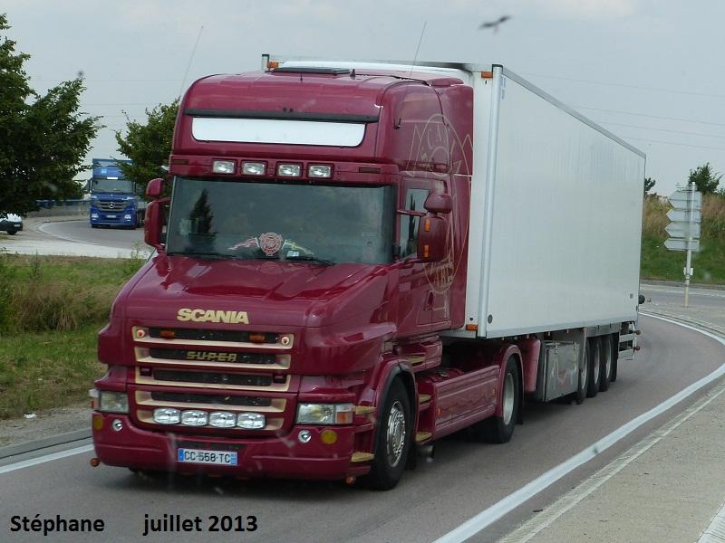 Scania série T (cabine a capot) - Page 8 Juill181